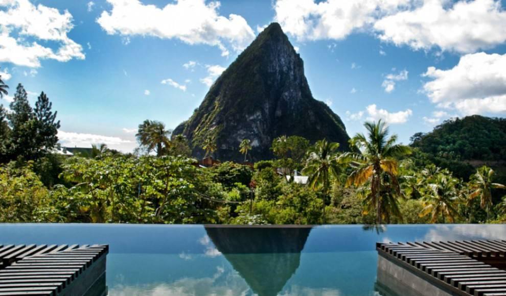 Hotel Chocolat - St. Lucia, piccole Antille