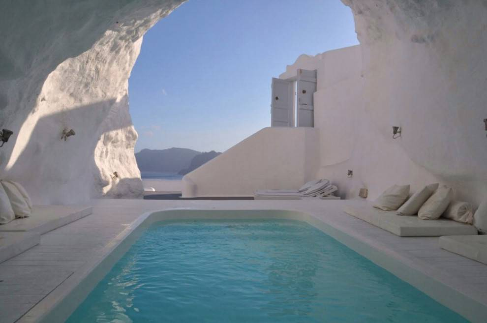 Katikies Hotel - Oia, Santorini