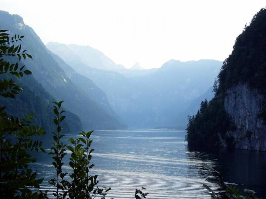 """Königssee """"Lake of the King"""" - Germany"""