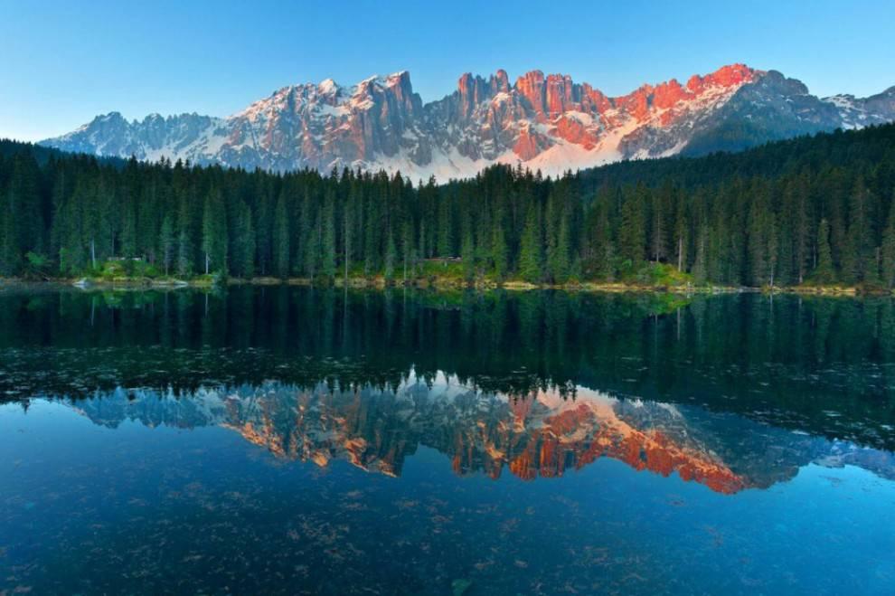 Lago Carezza - Italia