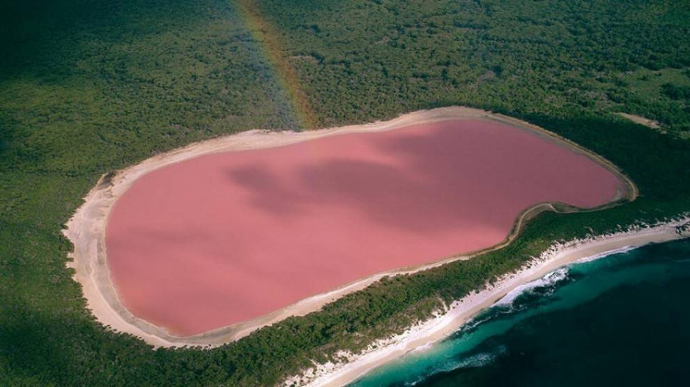 Lago Hillier - Australia