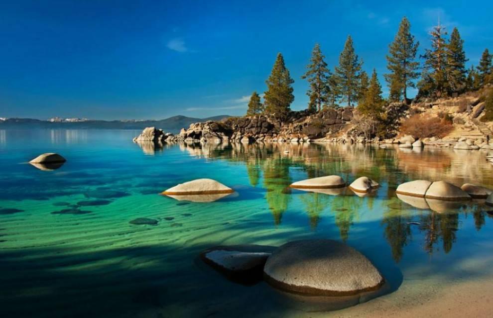 Lago Tahoe - Nevada