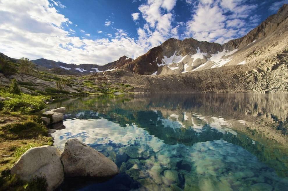 Lake Marjorie - California