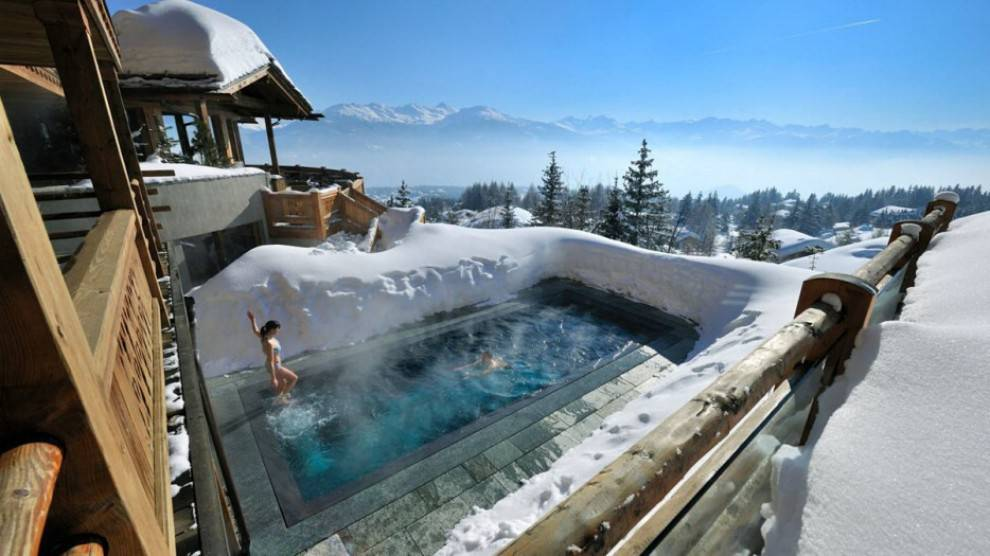 LeCrans Hotel - Svizzera