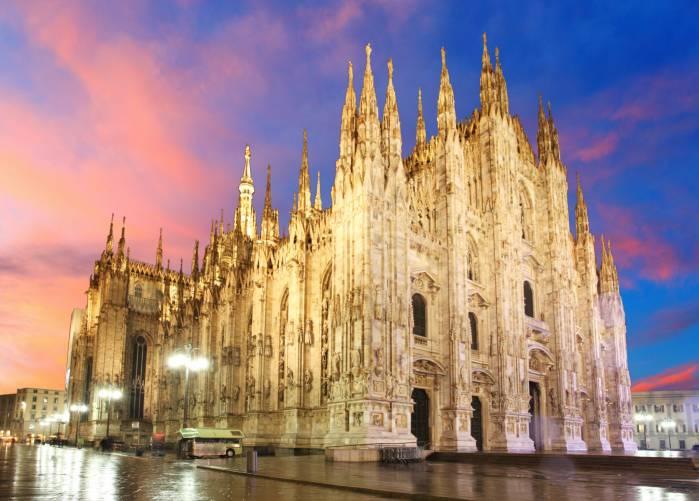Milano, Duomo (Thinkstock)