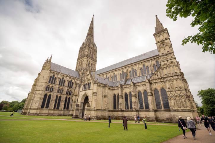 Salisbury, Inghilterra (Thinkstock)