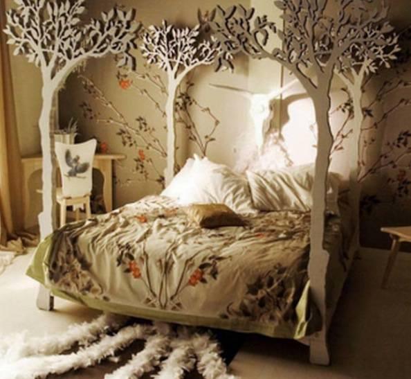 alberi letto