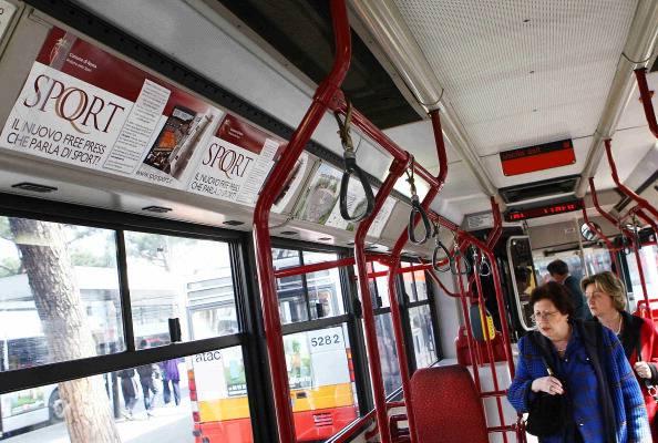 5 autobus da evitare a Roma