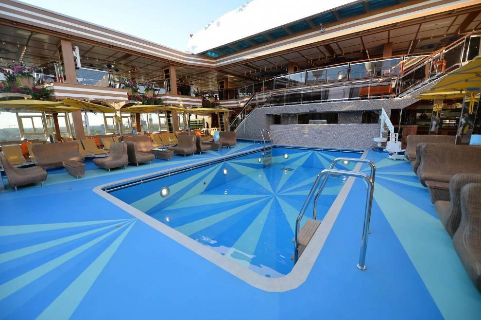 Costa crociere ecco la nuova regina costa diadema foto for Quali cabine sono disponibili sulle navi da crociera
