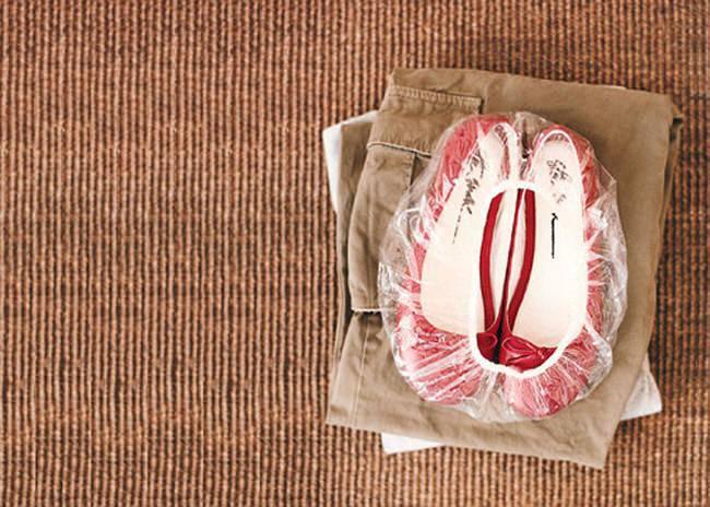 cuffia per conservare scarpe