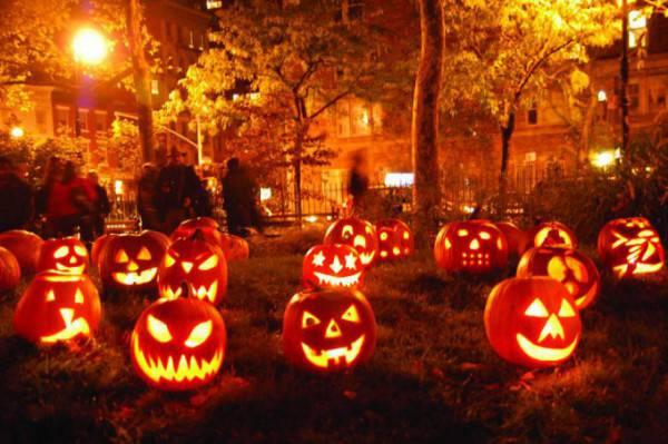 Halloween Satana