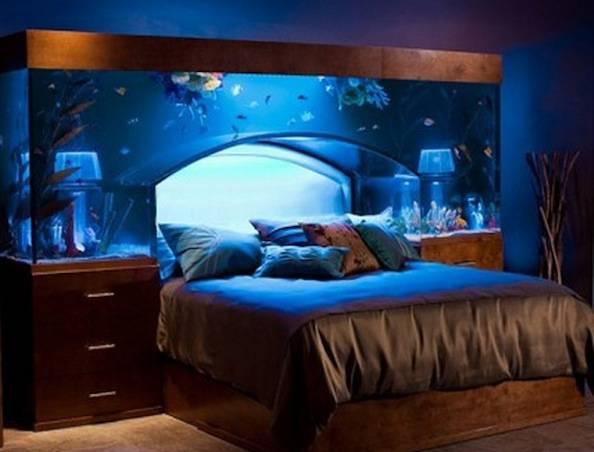 letto acquario