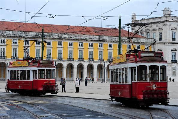Lisbona (Jasper Juinen/Getty Images)