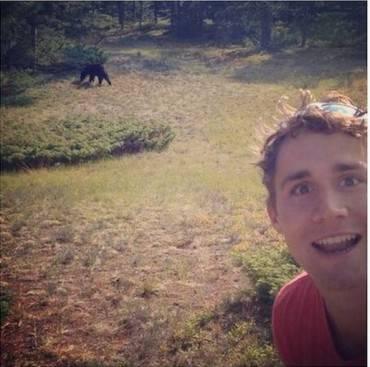 Selfie mania