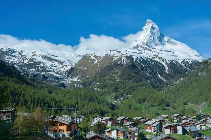 Zermatt, Austria (Thinkstock)