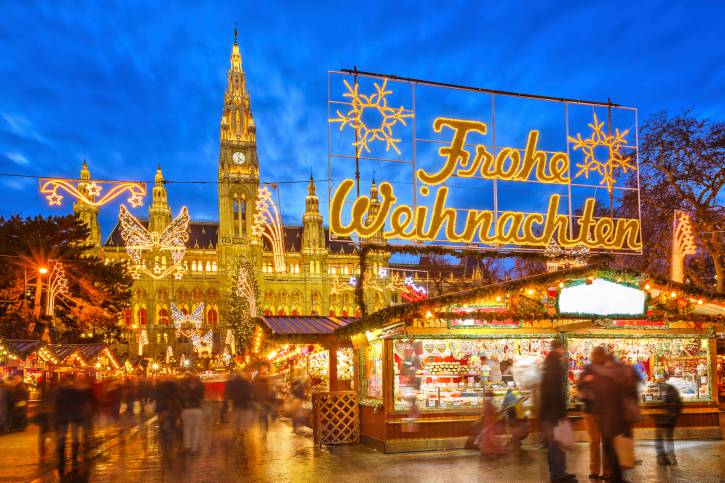 vienna (mercatini di natale)