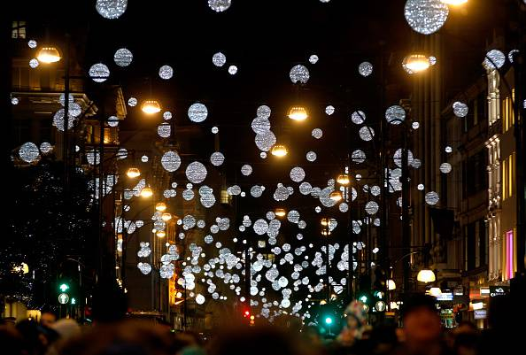 Oxford Street, Londra (GettyImages)