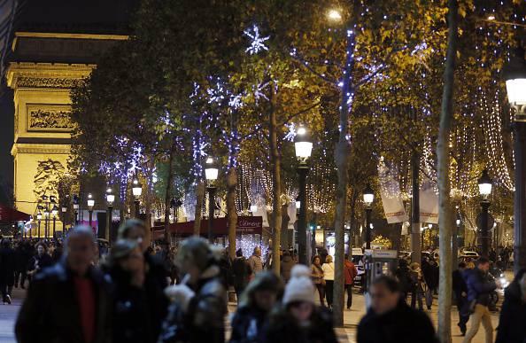Champs Elysées, Parigi (GettyImages)
