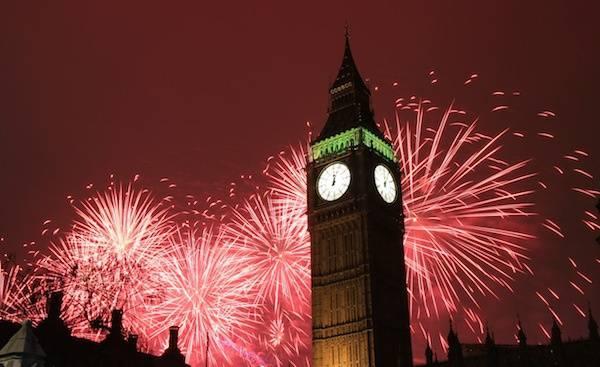Capodanno 2015: le 5 feste più entusiasmanti