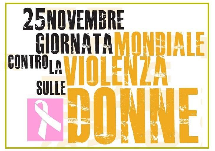 Giornata mondiale sulla violenza contro le donne