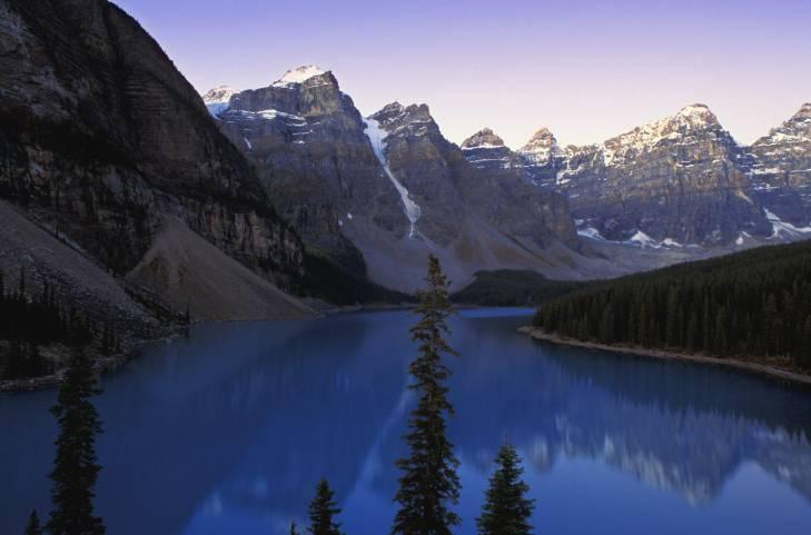 Lago Morraine, Banff National Park (Canada)