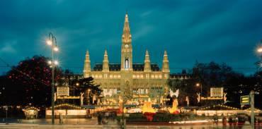 Vienna, mercatini di Natale