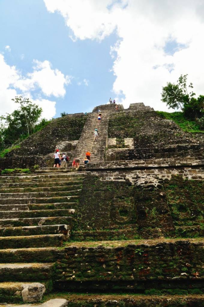 Lamanai rovine maya