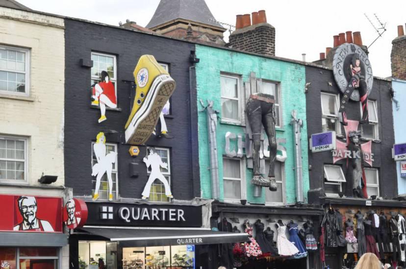 Camden Town, Londra