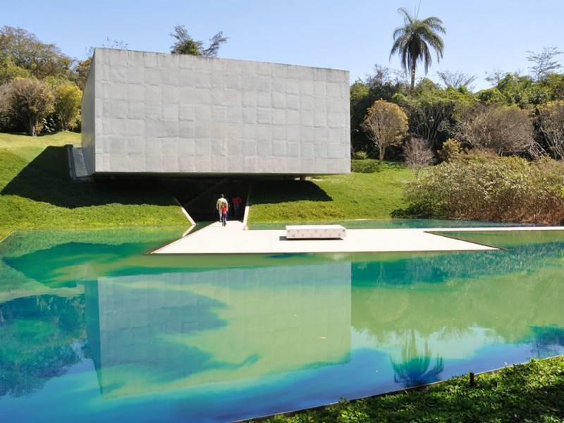 Centro di arte contemporanea Inhotim, Brumadinho, Brasile