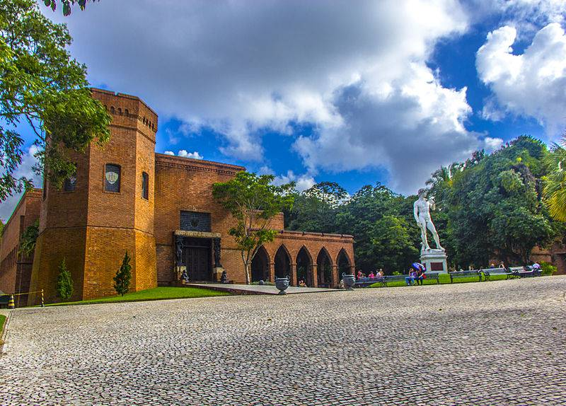 Instituto Ricardo Brennand, Recife