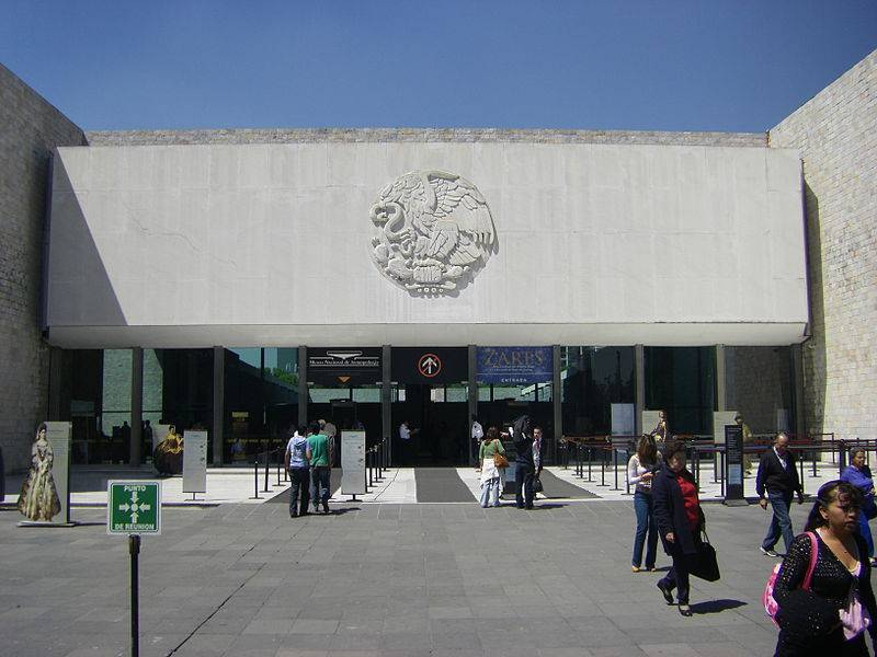 National Museum of Antropology, Città del Messico