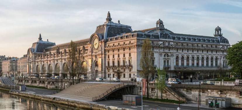 Musee d'Orsay, Parigi