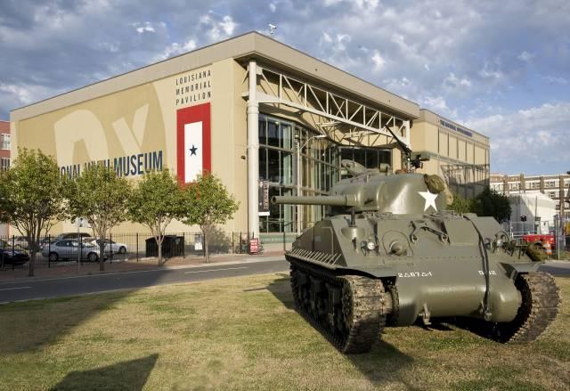 Museo Nazionale della seconda Guerra mondiale, New Orleans
