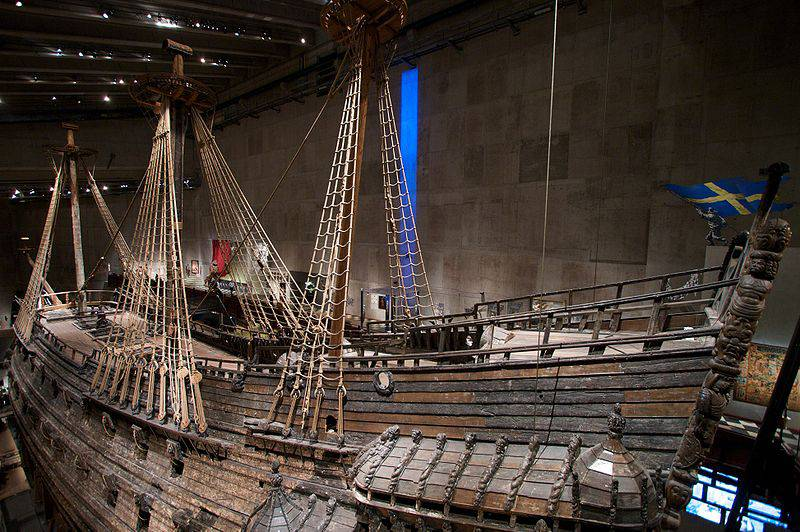 Museo Vasa, Stoccolma