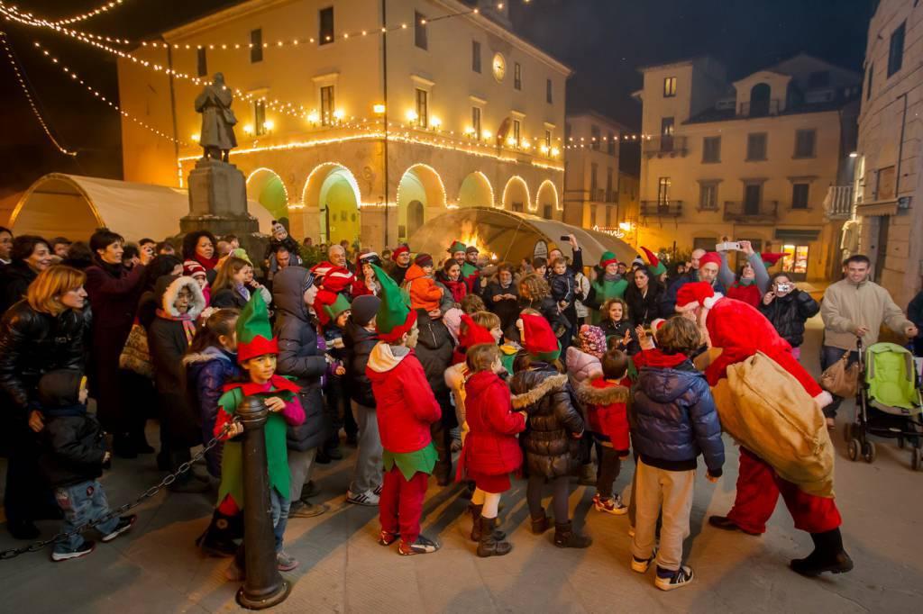 Villaggio Di Babbo Natale Italia.Babbo Natale In Italia Ecco Dove Trovarla