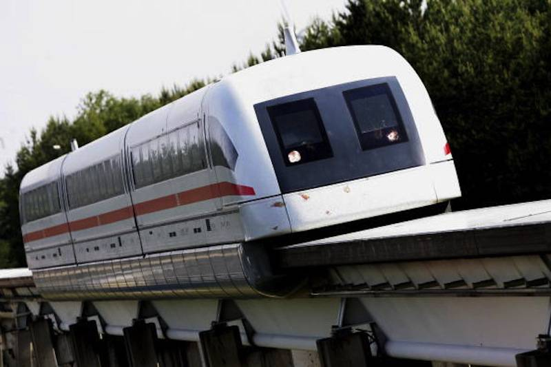 treno superveloce giapponese
