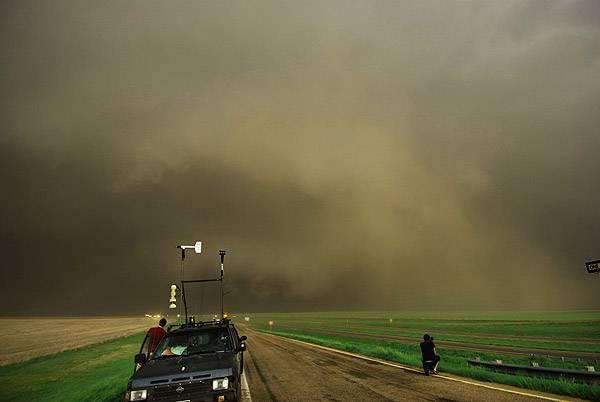 cacciatori tornado