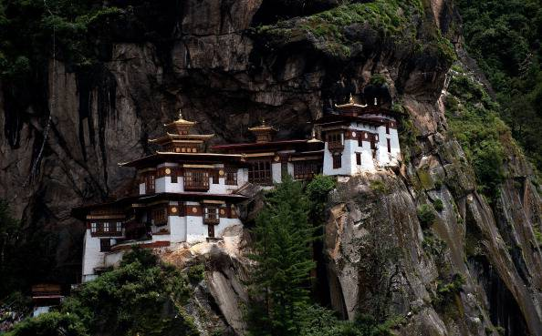 Monastero Taktsang (Getty)