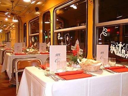 cena tram torino