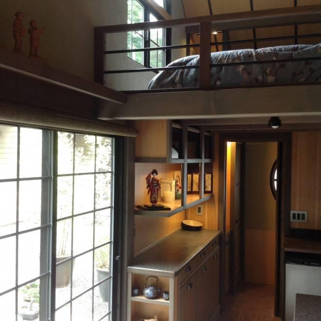 Casa da 26 metri quadrati ma di lusso for Casa di 2000 metri quadrati