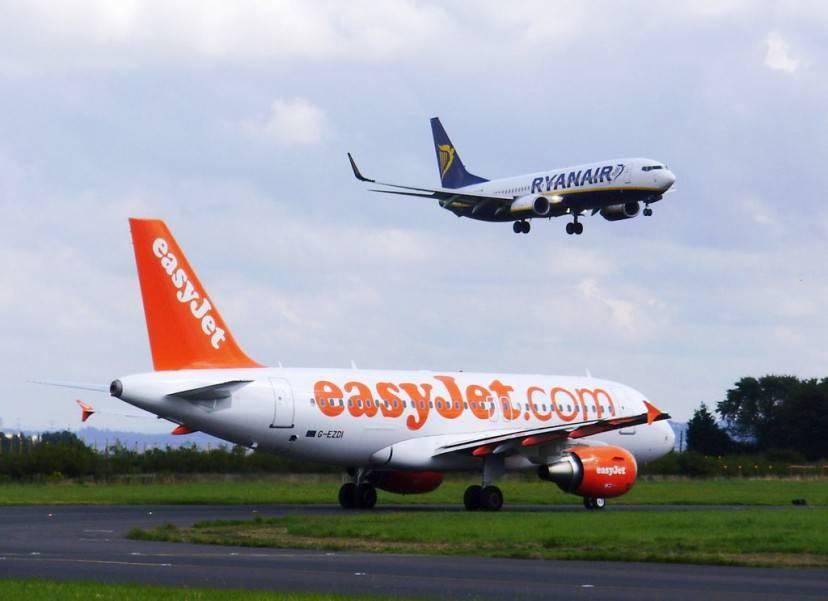 BREXIT - A rischio il futuro delle linee aeree low cost