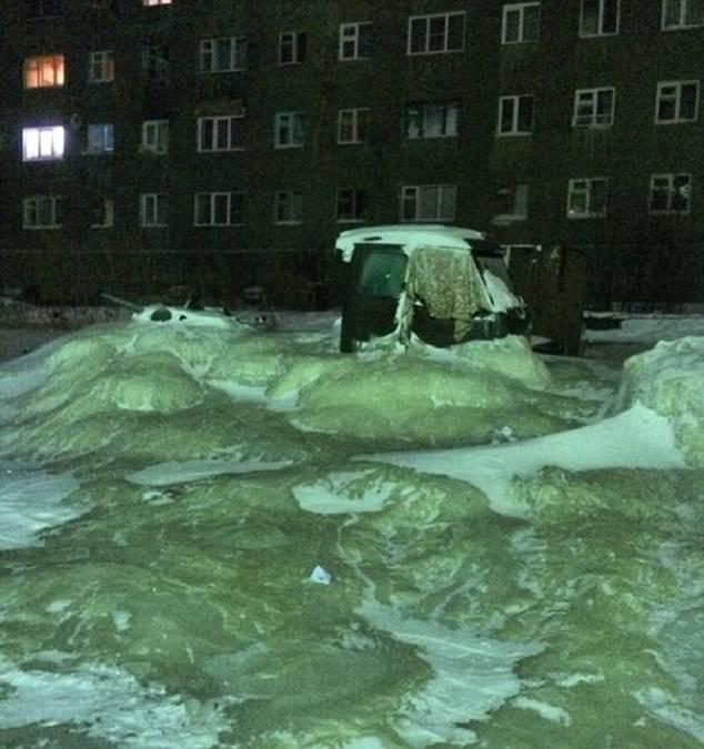 In Siberia c'è una città uguale a Frozen - Foto