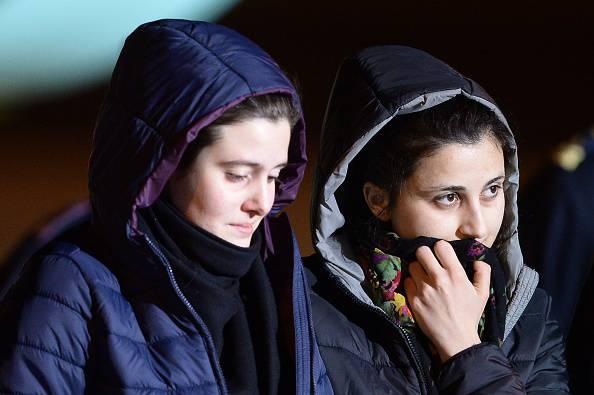 Greta e Vanessa finalmente libere: 12 milioni di Euro il riscatto pagato