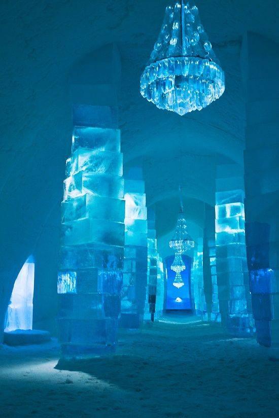 Ice Hotel a Jukkasjärvi