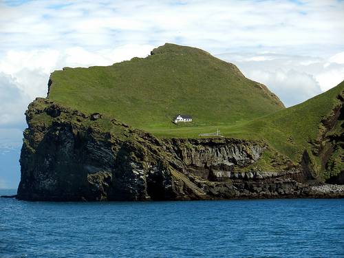 Ellidadey Island