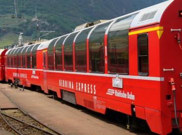 10 viaggi in treno