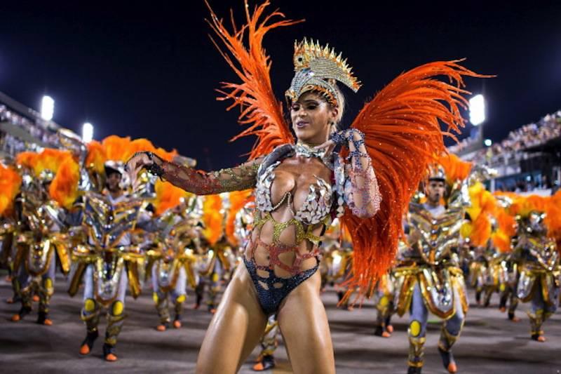 Carnevale di Rio 2015