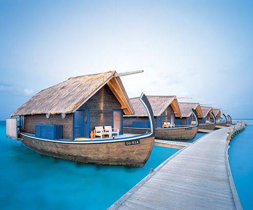 Top 10: i migliori alberghi nella natura