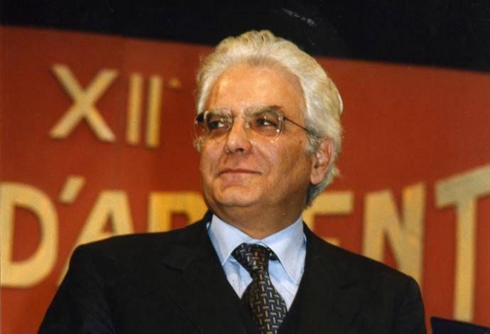Sergio Mattarella, neo eletto Presidente della Repubblica Italiana