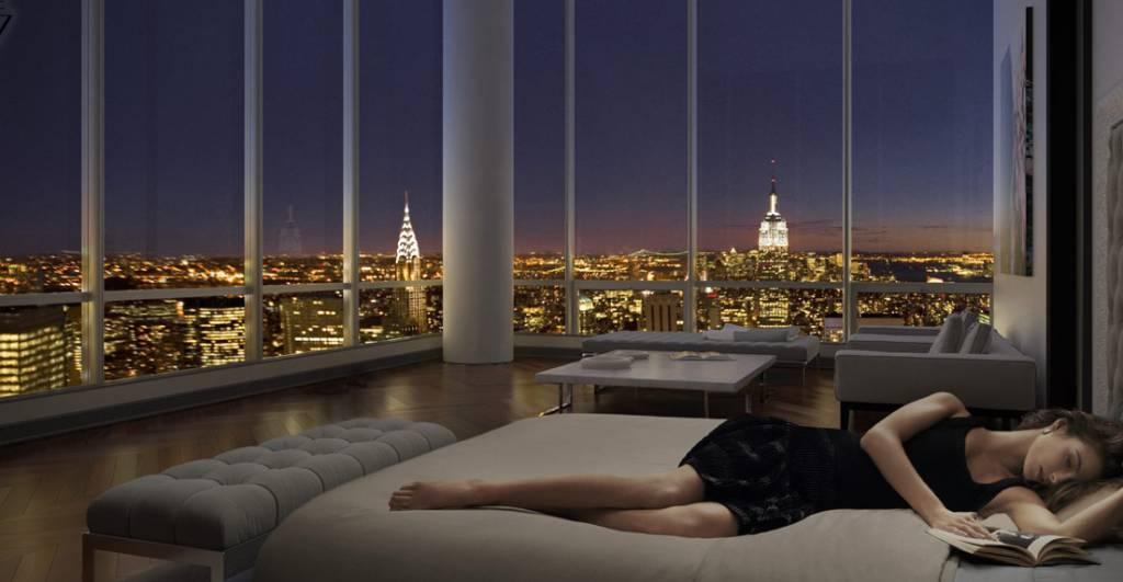 New york venduto l 39 appartamento pi costoso del mondo for Appartamento piu costoso new york